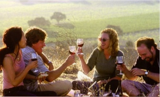 Sideways Showcased The Santa Barbara Area's Wine Industry And Beautiful Scenery