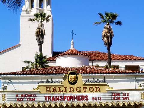 Despite The Studios Leaving, Santa Barbara Still Has A Vibrant Movie Scene