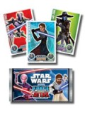 Star Wars Force Attax Card Images