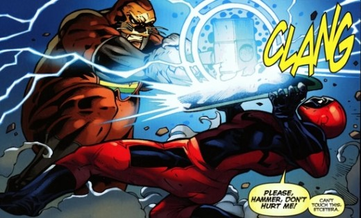 Fear Itself, Deadpool, Spoilers