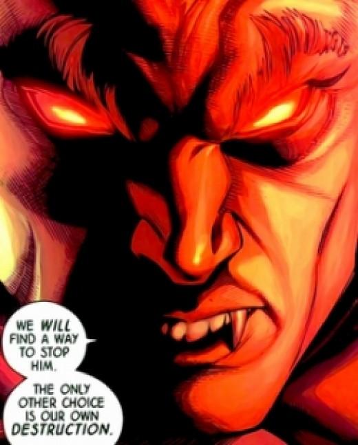 Fear itself, Hulk vs. Dracula, Spoilers