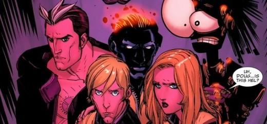 Fear Itself, The New Mutants, Spoilers