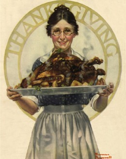 image by Norman Rockwell