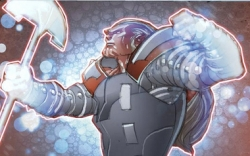 The Mighty Thor #8, excerpt