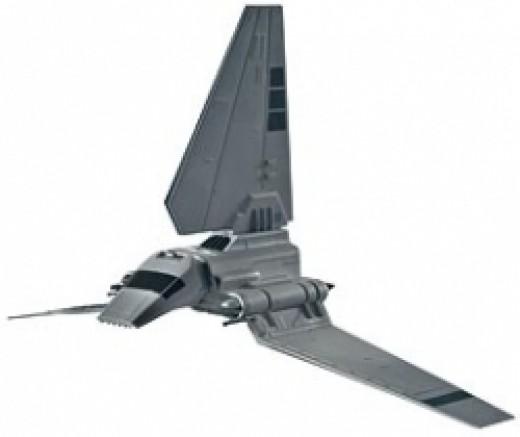 Revell Snaptite Imperial Shuttle