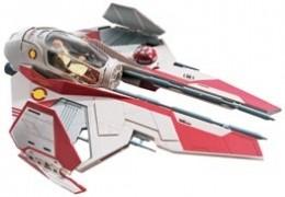 Snaptite Obi Wan's Jedi Starfighter