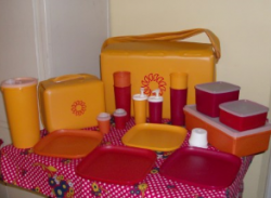 Vintage Tupperware Discontinued Tupperware Replacement Lids