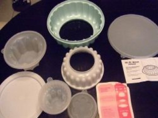 Vintage Tupperware Discontinued Tupperware Replacement