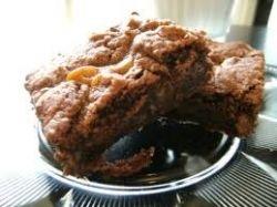 milky way brownie recipe