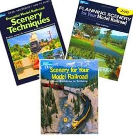 Best Sellers - Model Railroad Scenery Books