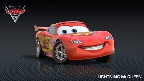 cars 2 lightning mcqueen