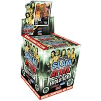 Slam Attax Evolution Boosters