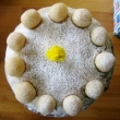 Traditional Simnel Easter Cake