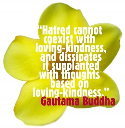 Loving kindness...