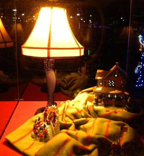 A Christmas Story, Leg Lamp, Christmas Classics