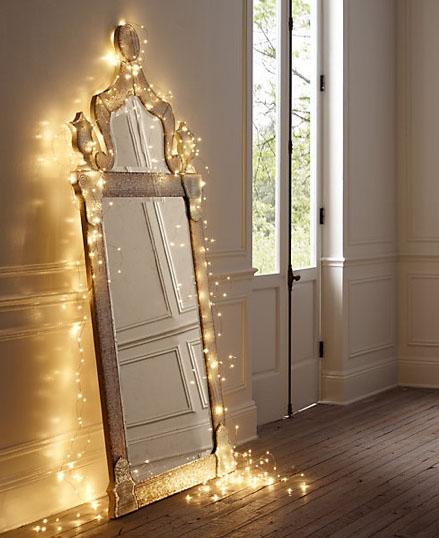 Starry Light Mirror