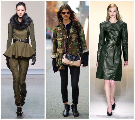 Military trending this winter