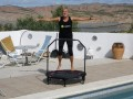 Why I'm so pleased with my Urban Rebounder Trampoline