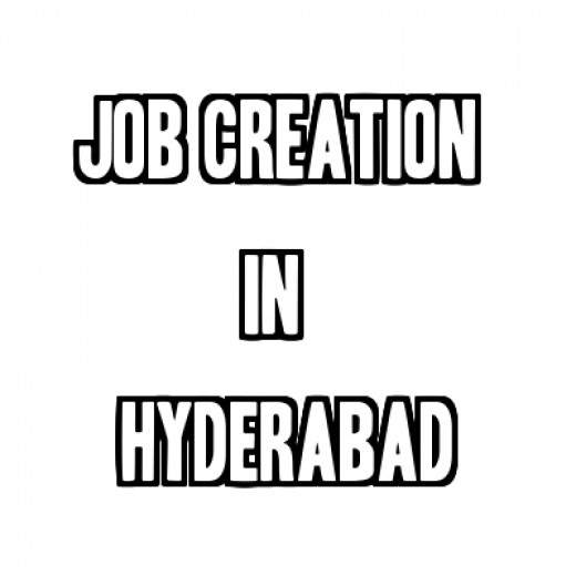 Hyderabad, in the first half of 2014 witnessed an increase in the number of jobs created in the city.