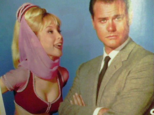 Before becoming popular as J.R., he was known as Major Nelson in the sitcom I Dream of Jeannie.