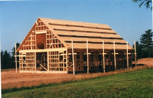 The Stable Under Construction (2003)