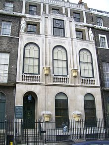 Sir John Soane Museum, Lincoln's Inn Fields, Holborn