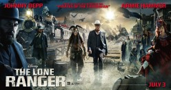 New Review: The Lone Ranger (2013)