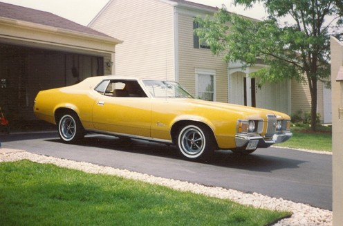 1997 Mercury Cougar Xr7 Coupe. 1972 Mercury Cougar XR7 Coupe