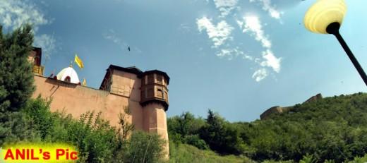 Srinagar Photos- Hari Parbat Gate