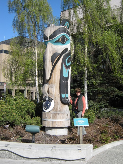 Carvings Abound in Alaska