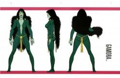 Gamora Costume History