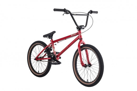 BMX bicycles are single speed bikes designed for dirt riding