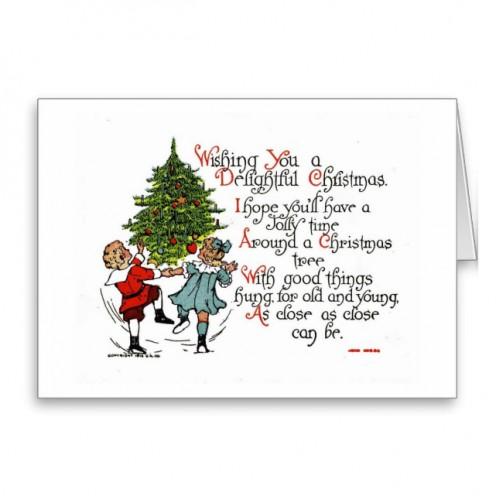 Christmas Card Sayings For Him