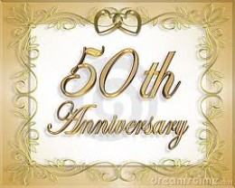 Golden Jubilee Marriage Anniversary Quotes Gifts Party Ideas For 50th Wedding Anniversary