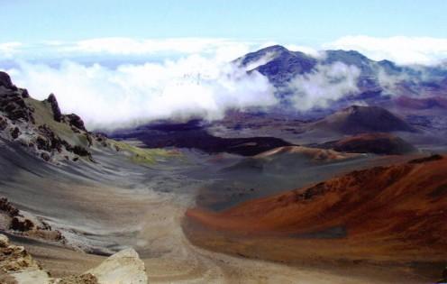 Halekala Crater