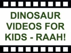 Dinosaur Videos for Kids - Raah!