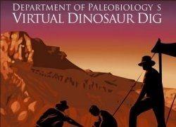 National Museum of Natural History Virtual Dinosaur Dig