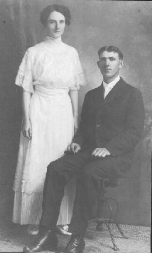 Cora and Lorenzo Martin