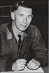 Herge - author of Tintin