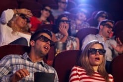 If a movie is in 3D and 2D, Do you find it difficult to buy the 2D ticket?