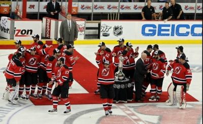 Wrangled the NY Rangers for the 2012 Eastern Conference Championship
