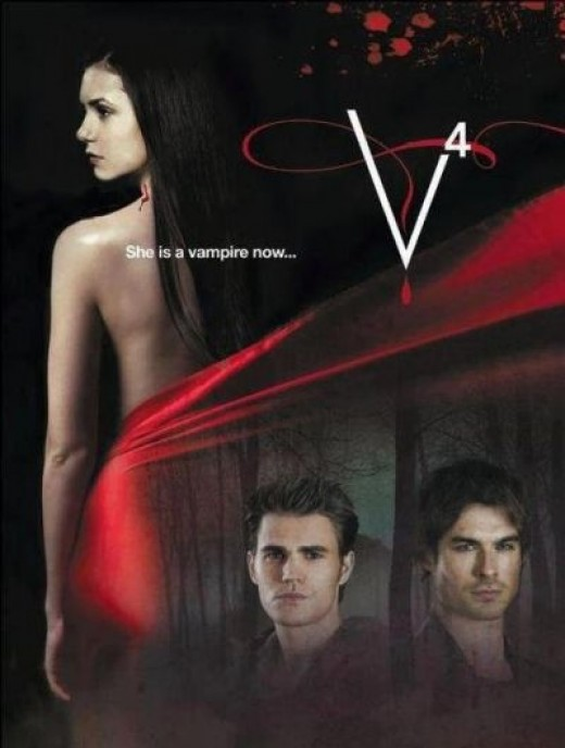 Vampire Diaries s.4 promo