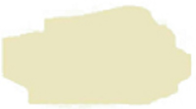 Cream - Soft, warm creamy yellow