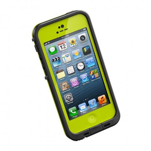Shockproof and Waterproof iPhone 5 Case