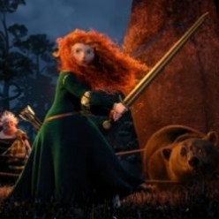 Princess Merida Costume from Brave