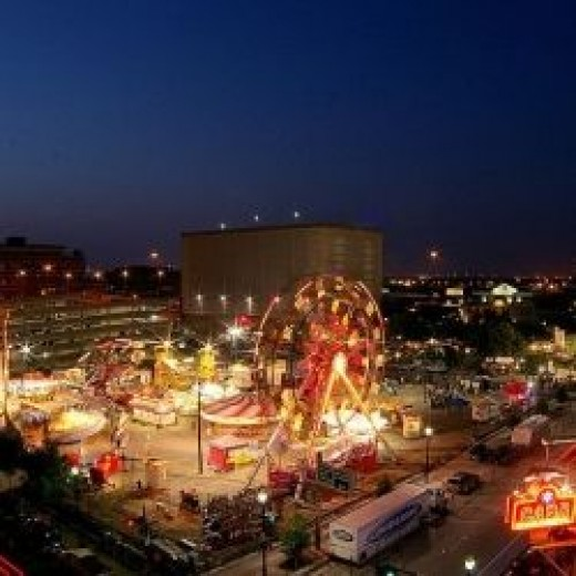 Texas Crawfish Festival