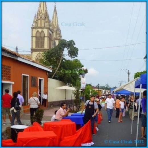 Paseo El Carmen