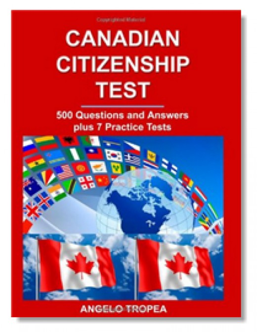 Canadian Citizenship Practice Tests