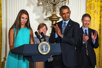 Obama endorses The Healthy Kids, Safe Sports Program
