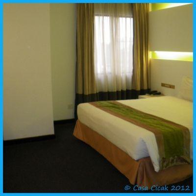Citrus Hotel, club room